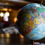 Globus basteln - einfach mit kostenlosen Vorlagen