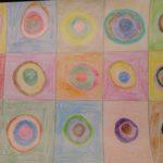 Maler Kandinsky - Kreise