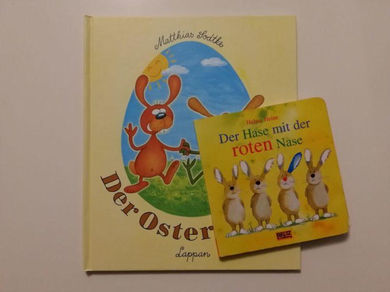 Lieblingsbücher zu Ostern – meine 5 persönlichen Bilderbuchfavoriten